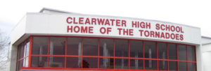 clearwater post banner
