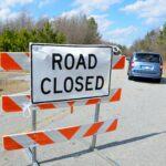 Student Study Roadblock